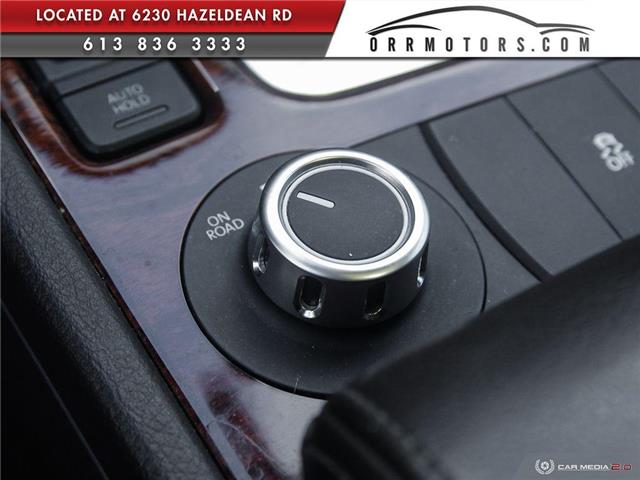 2011 Volkswagen Touareg 3.0 TDI Execline (Stk: 5877) in Stittsville - Image 28 of 30
