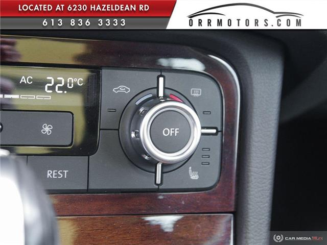 2011 Volkswagen Touareg 3.0 TDI Execline (Stk: 5877) in Stittsville - Image 29 of 30