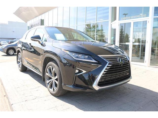 2018 Lexus RX 350 Base (Stk: 190630A) in Calgary - Image 1 of 11