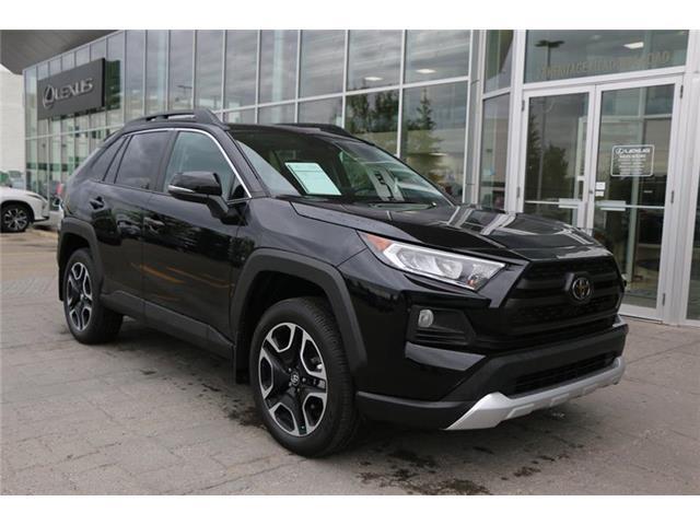 2019 Toyota RAV4 Trail (Stk: 3960A) in Calgary - Image 1 of 16