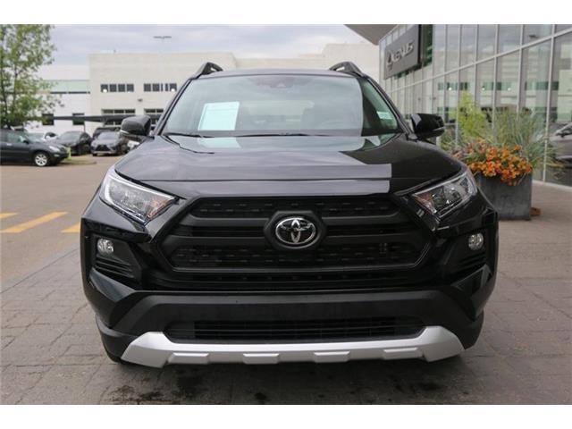 2019 Toyota RAV4 Trail (Stk: 3960A) in Calgary - Image 4 of 16