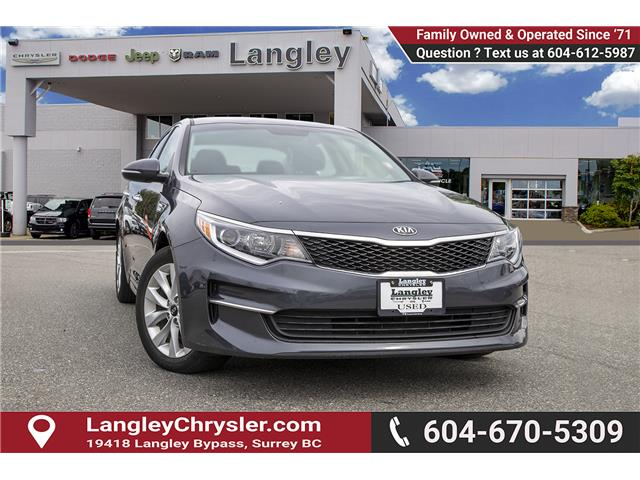 2016 Kia Optima LX (Stk: EE910680) in Surrey - Image 1 of 22