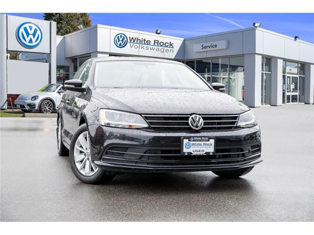 2015 Volkswagen Jetta 2.0L Trendline+ (Stk: VW0919) in Vancouver - Image 1 of 21