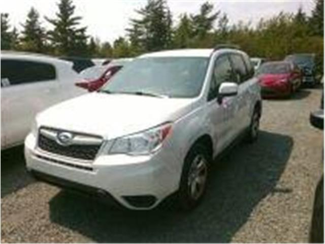 2015 Subaru Forester 2.5i (Stk: P838856) in Saint John - Image 1 of 1