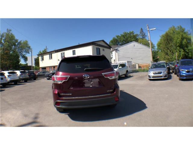 2016 Toyota Highlander LE (Stk: 260497) in Ottawa - Image 7 of 25
