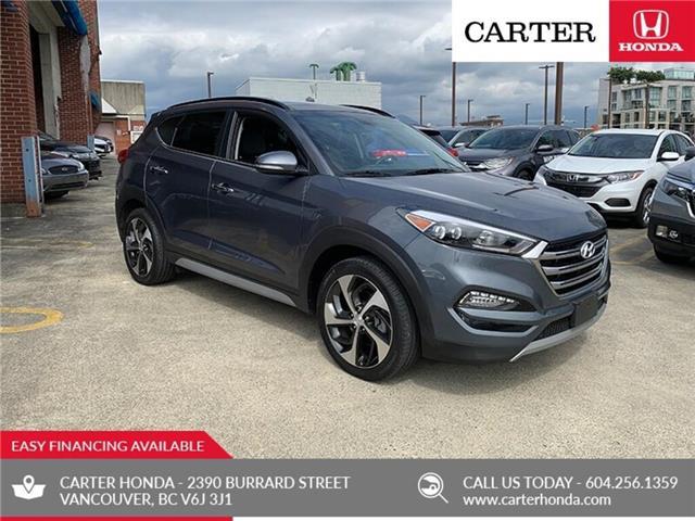 2017 Hyundai Tucson  (Stk: B63990) in Vancouver - Image 1 of 25