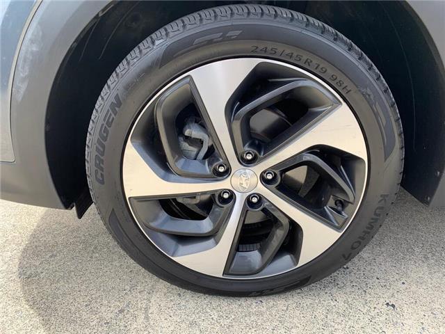2017 Hyundai Tucson  (Stk: B63990) in Vancouver - Image 7 of 25