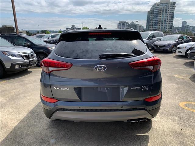 2017 Hyundai Tucson  (Stk: B63990) in Vancouver - Image 8 of 25