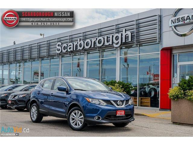 2018 Nissan Qashqai  (Stk: D18014) in Scarborough - Image 1 of 26