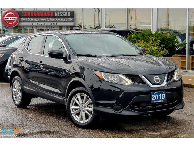 2018 Nissan Qashqai  (Stk: D18157) in Scarborough - Image 1 of 25