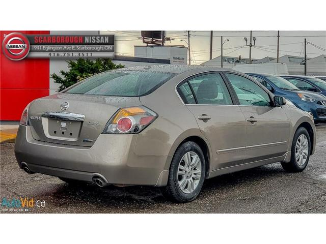 2012 Nissan Altima 2.5 S (Stk: D19053A) in Scarborough - Image 7 of 21