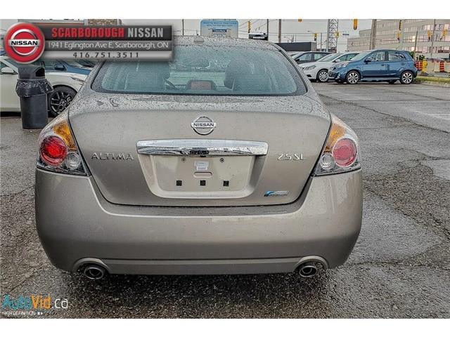 2012 Nissan Altima 2.5 S (Stk: D19053A) in Scarborough - Image 8 of 21