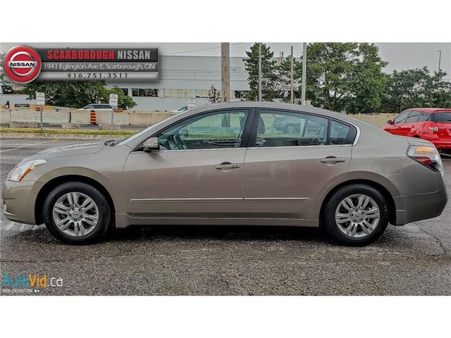 2012 Nissan Altima 2.5 S (Stk: D19053A) in Scarborough - Image 9 of 21