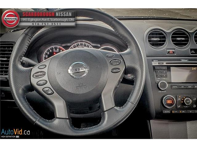 2012 Nissan Altima 2.5 S (Stk: D19053A) in Scarborough - Image 14 of 21