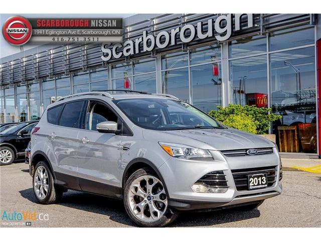 2013 Ford Escape Titanium (Stk: D19079A) in Scarborough - Image 1 of 26