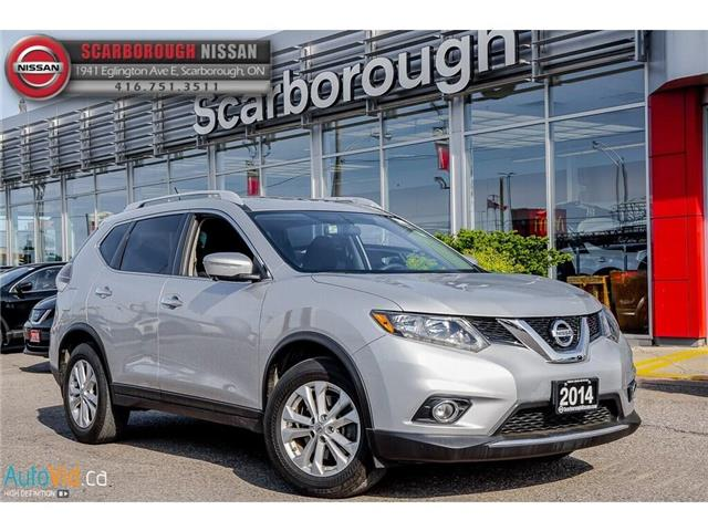 2014 Nissan Rogue SV FWD Family & Tech pkg, 7-penger ... on