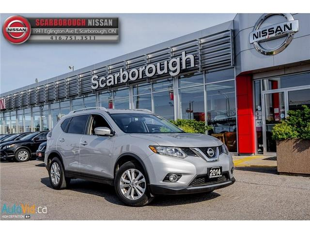2014 Nissan Rogue  (Stk: Y19135A) in Scarborough - Image 2 of 24