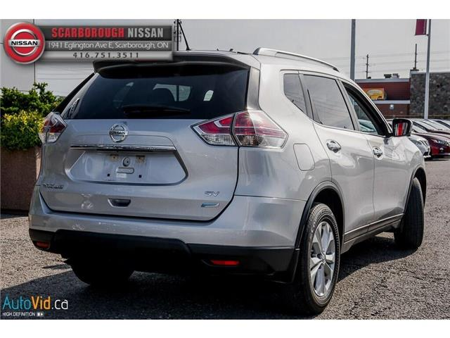 2014 Nissan Rogue  (Stk: Y19135A) in Scarborough - Image 5 of 24