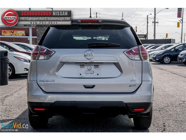 2014 Nissan Rogue  (Stk: Y19135A) in Scarborough - Image 6 of 24