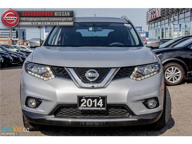 2014 Nissan Rogue  (Stk: Y19135A) in Scarborough - Image 10 of 24