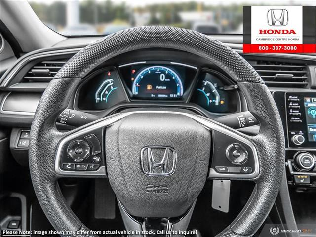 2019 Honda Civic LX (Stk: 20225) in Cambridge - Image 14 of 24