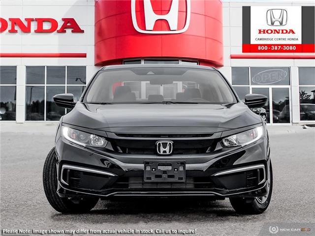 2019 Honda Civic LX (Stk: 20227) in Cambridge - Image 2 of 24