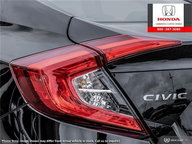 2019 Honda Civic LX (Stk: 20227) in Cambridge - Image 11 of 24