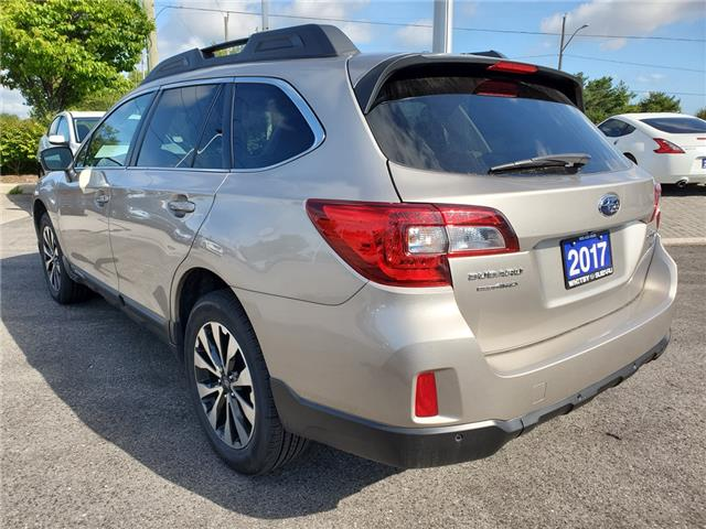 2017 Subaru Outback 3.6R Limited (Stk: U3692LD) in Whitby - Image 3 of 25