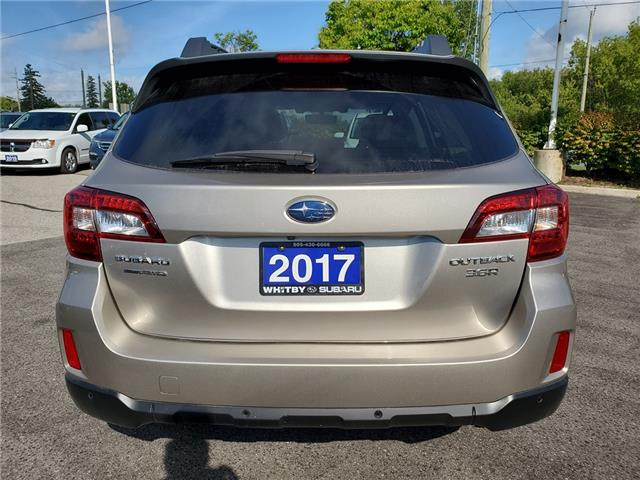 2017 Subaru Outback 3.6R Limited (Stk: U3692LD) in Whitby - Image 4 of 25