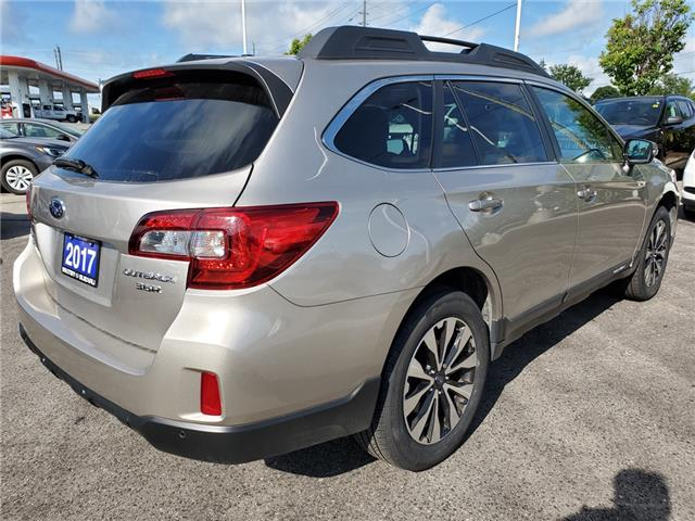 2017 Subaru Outback 3.6R Limited (Stk: U3692LD) in Whitby - Image 5 of 25