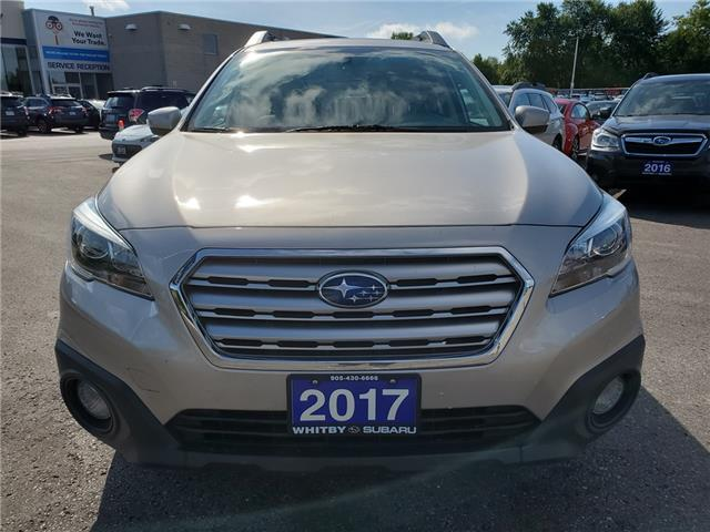 2017 Subaru Outback 3.6R Limited (Stk: U3692LD) in Whitby - Image 7 of 25