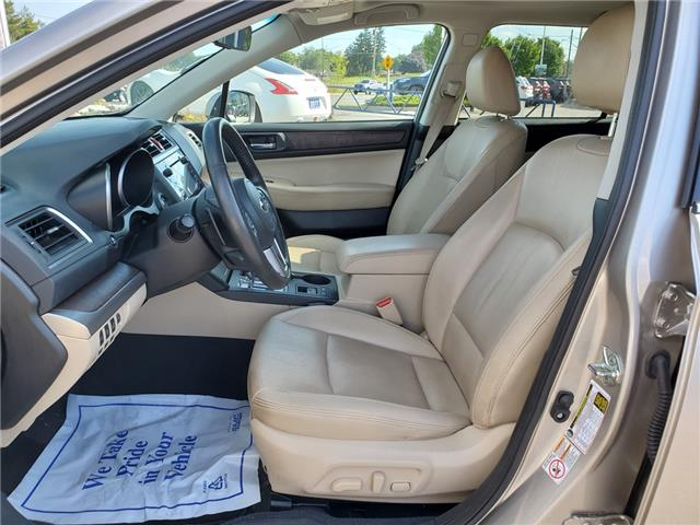 2017 Subaru Outback 3.6R Limited (Stk: U3692LD) in Whitby - Image 8 of 25