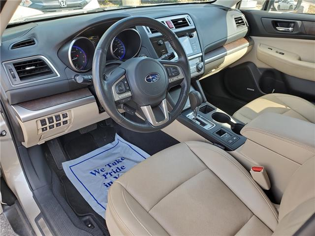 2017 Subaru Outback 3.6R Limited (Stk: U3692LD) in Whitby - Image 9 of 25