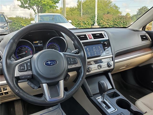 2017 Subaru Outback 3.6R Limited (Stk: U3692LD) in Whitby - Image 10 of 25