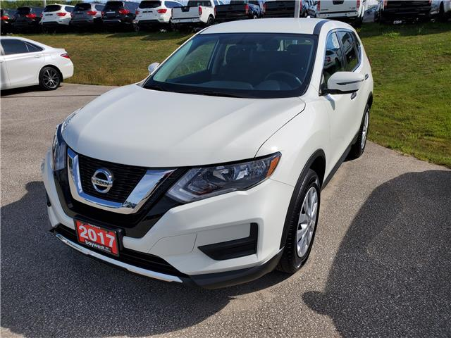 2017 Nissan Rogue S (Stk: 19419A) in Owen Sound - Image 4 of 12