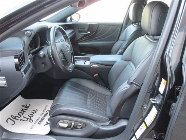 2018 Lexus LS 500 L (Stk: 188030) in Regina - Image 12 of 40