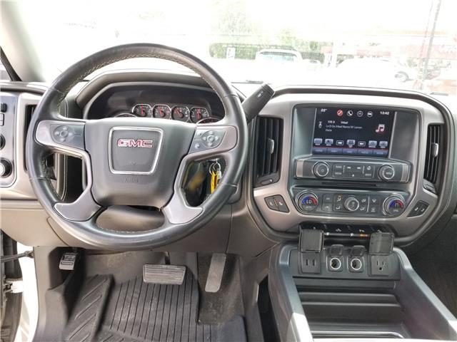 2016 GMC Sierra 1500 SLE (Stk: ) in Kemptville - Image 6 of 19