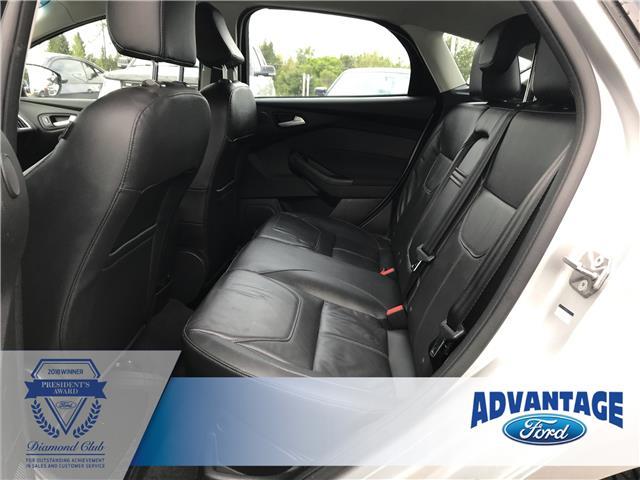 2015 Ford Focus Titanium (Stk: T23013B) in Calgary - Image 12 of 26