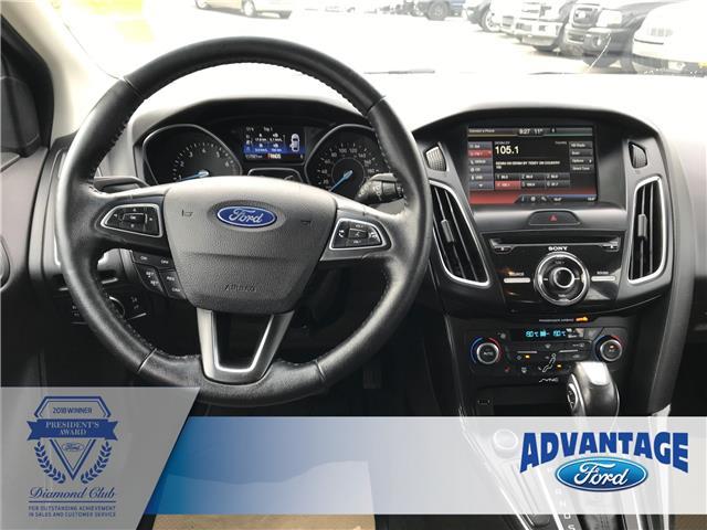 2015 Ford Focus Titanium (Stk: T23013B) in Calgary - Image 13 of 26