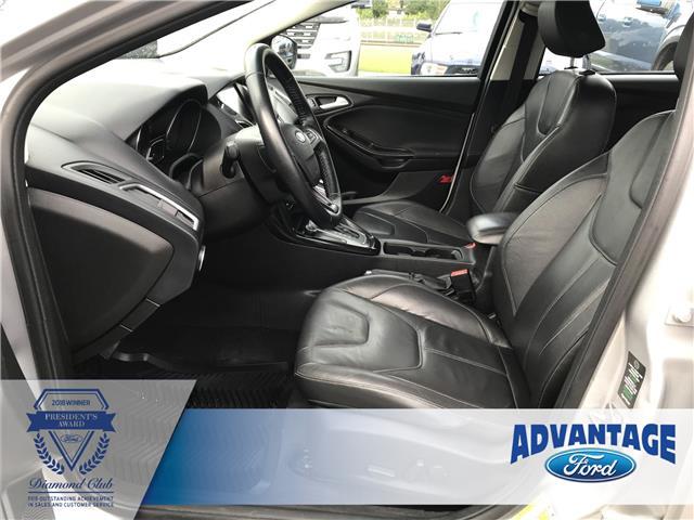 2015 Ford Focus Titanium (Stk: T23013B) in Calgary - Image 14 of 26