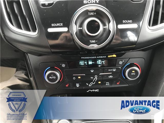 2015 Ford Focus Titanium (Stk: T23013B) in Calgary - Image 16 of 26