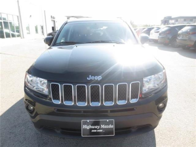 2013 Jeep Compass North 4WD (Stk: M19155A) in Steinbach - Image 1 of 21