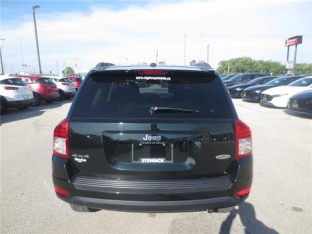 2013 Jeep Compass North 4WD (Stk: M19155A) in Steinbach - Image 4 of 21