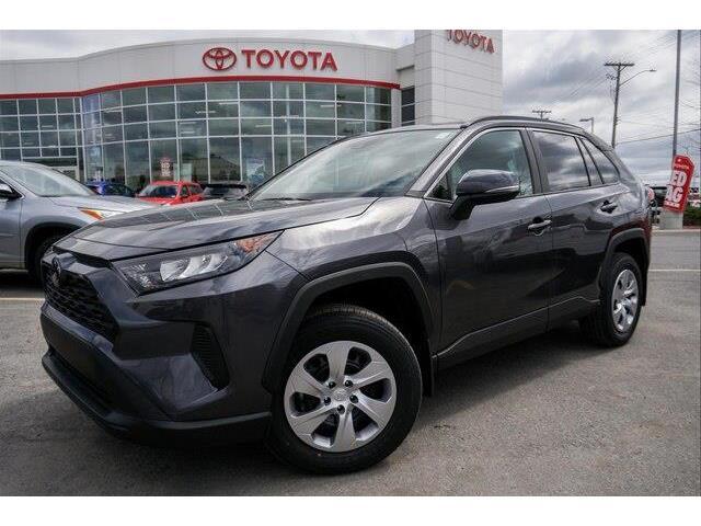 2019 Toyota RAV4 LE (Stk: 27655) in Ottawa - Image 1 of 22