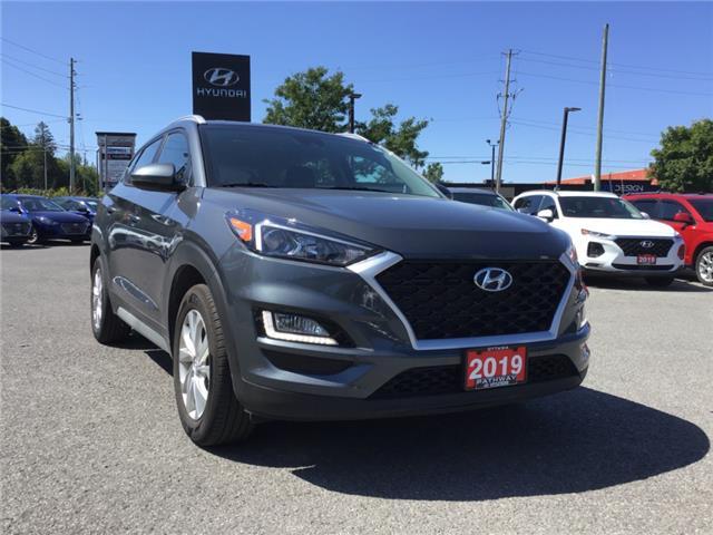 2019 Hyundai Tucson Preferred (Stk: X1354) in Ottawa - Image 1 of 11