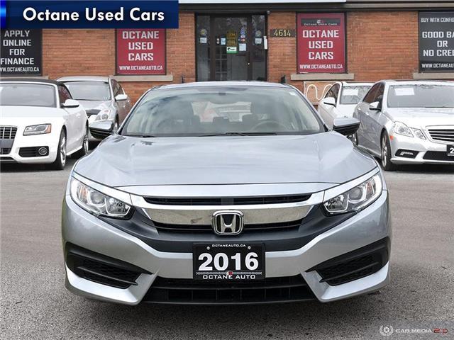 2016 Honda Civic LX (Stk: ) in Scarborough - Image 2 of 24
