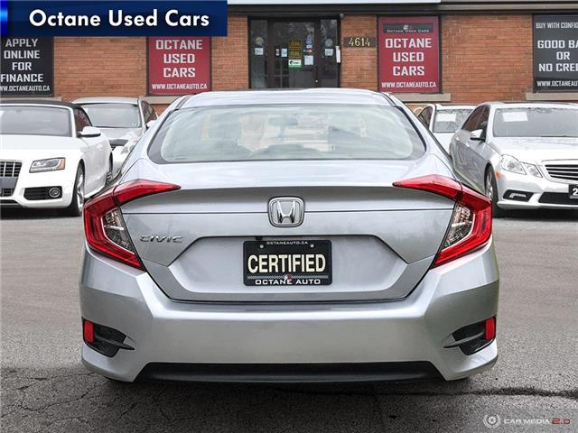 2016 Honda Civic LX (Stk: ) in Scarborough - Image 5 of 24