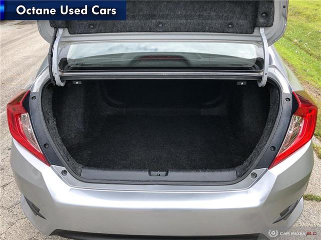 2016 Honda Civic LX (Stk: ) in Scarborough - Image 12 of 24