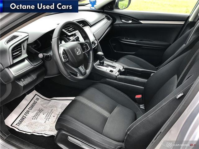 2016 Honda Civic LX (Stk: ) in Scarborough - Image 13 of 24