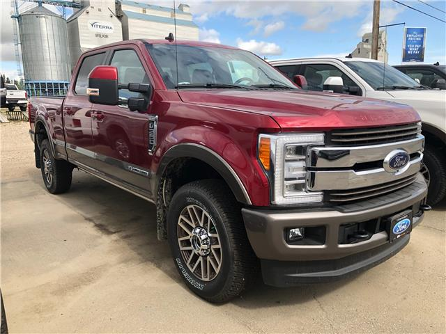 2019 Ford F-350 King Ranch (Stk: 9178) in Wilkie - Image 1 of 12